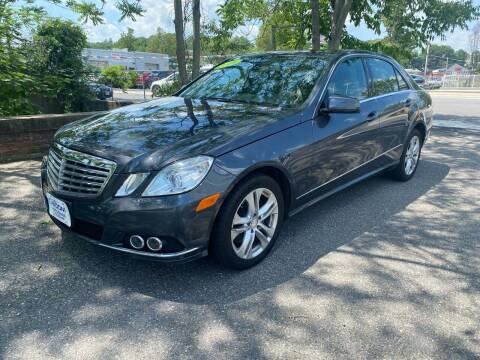 2011 Mercedes-Benz E-Class for sale at ANDONI AUTO SALES in Worcester MA