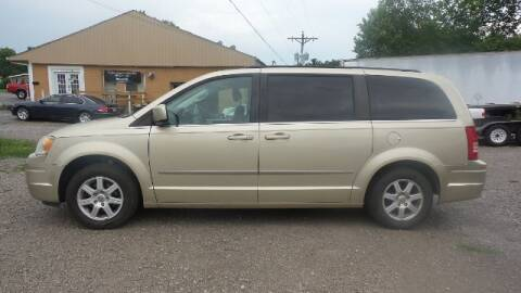 2010 Chrysler Town and Country for sale at Tates Creek Motors KY in Nicholasville KY