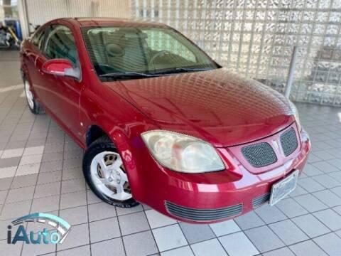 2007 Pontiac G5 for sale at iAuto in Cincinnati OH