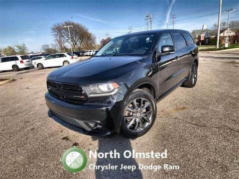 2018 Dodge Durango for sale at North Olmsted Chrysler Jeep Dodge Ram in North Olmsted OH