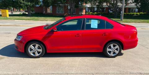 2012 Volkswagen Jetta for sale at Mulder Auto Tire and Lube in Orange City IA
