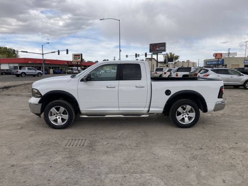 2013 RAM Ram Pickup 1500 for sale at Epic Auto in Idaho Falls ID