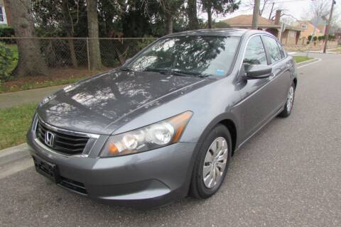 2010 Honda Accord for sale at First Choice Automobile in Uniondale NY
