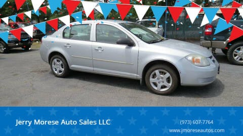 2005 Chevrolet Cobalt for sale at Jerry Morese Auto Sales LLC in Springfield NJ