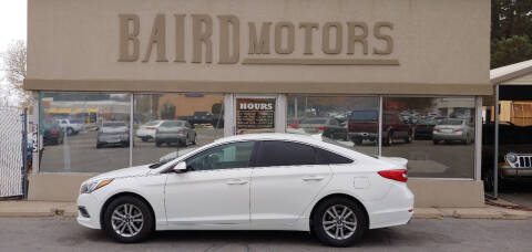 2016 Hyundai Sonata for sale at BAIRD MOTORS in Clearfield UT