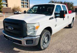 2012 Ford F-350 Super Duty for sale at Fiesta Motors Inc in Las Cruces NM