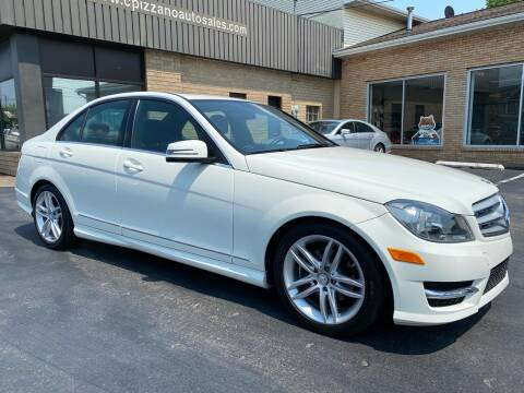 2012 Mercedes-Benz C-Class for sale at C Pizzano Auto Sales in Wyoming PA