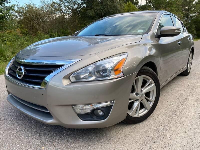 2015 Nissan Altima for sale at Next Autogas Auto Sales in Jacksonville FL
