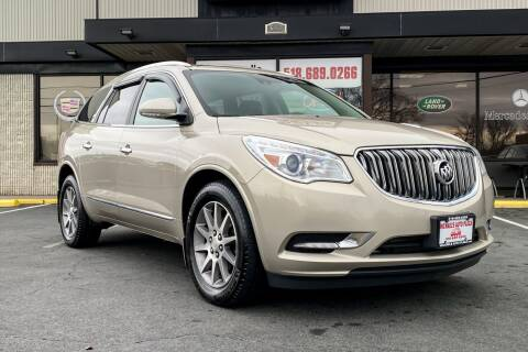 2016 Buick Enclave for sale at Michaels Auto Plaza in East Greenbush NY