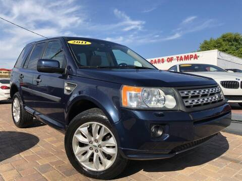 2011 Land Rover LR2 for sale at Cars of Tampa in Tampa FL