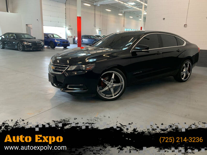 2016 Chevrolet Impala for sale at Auto Expo in Las Vegas NV