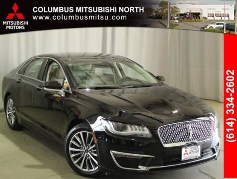 2020 Lincoln MKZ for sale at Auto Center of Columbus - Columbus Mitsubishi North in Columbus OH