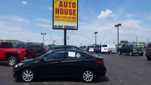 2012 Hyundai Accent for sale at AUTO HOUSE WAUKESHA in Waukesha WI