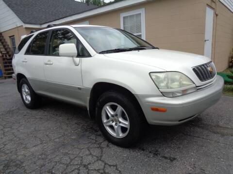 2002 Lexus RX 300 for sale at Liberty Motors in Chesapeake VA