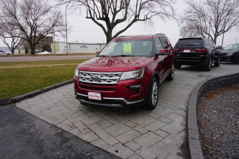 2019 Ford Explorer for sale at Ideal Wheels in Sioux City IA