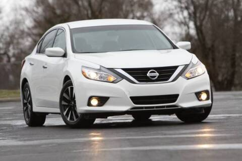 2018 Nissan Altima for sale at MGM Motors LLC in De Soto KS