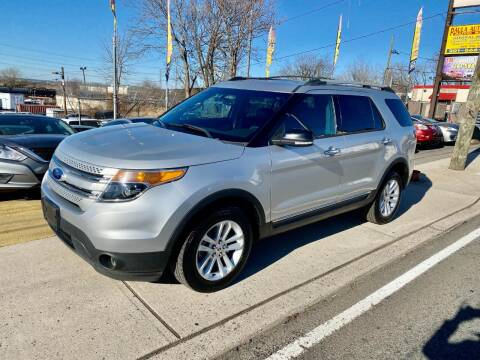 2014 Ford Explorer for sale at JR Used Auto Sales in North Bergen NJ