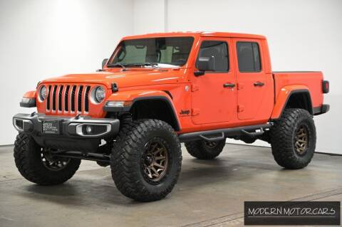 2020 Jeep Gladiator for sale at Modern Motorcars in Nixa MO