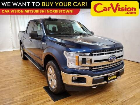 2020 Ford F-150 for sale at Car Vision Mitsubishi Norristown in Trooper PA