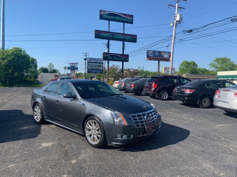2012 Cadillac CTS for sale at Boardman Auto Mall in Boardman OH