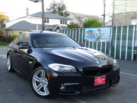 2011 BMW 5 Series for sale at The Auto Network in Lodi NJ