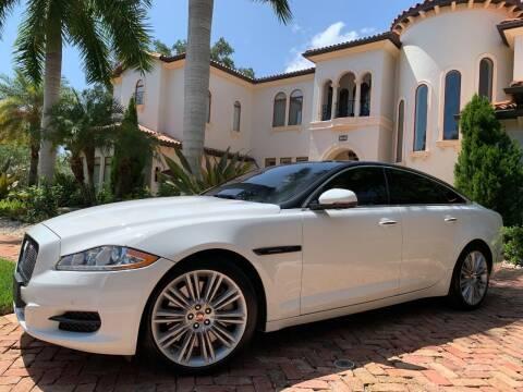 2014 Jaguar XJ for sale at Mirabella Motors in Tampa FL