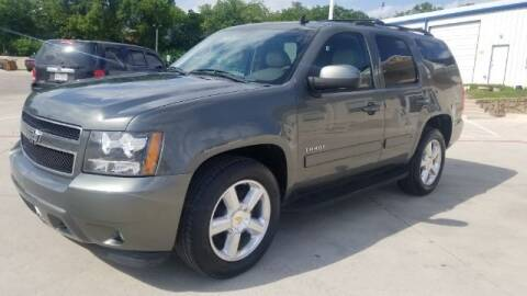 2011 Chevrolet Tahoe for sale at Petrie Auto Sales in Fort Worth TX