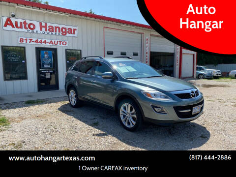 2012 Mazda CX-9 for sale at Auto Hangar in Azle TX