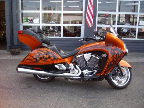 2012 Victory Aness Vision