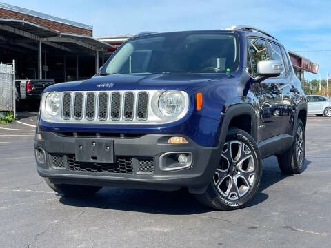 2016 Jeep Renegade for sale at MAGIC AUTO SALES in Little Ferry NJ