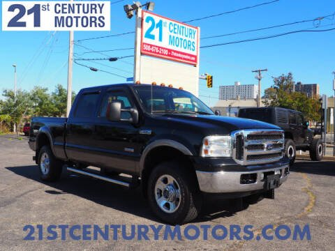 2005 Ford F-350 Super Duty for sale at 21st Century Motors in Fall River MA