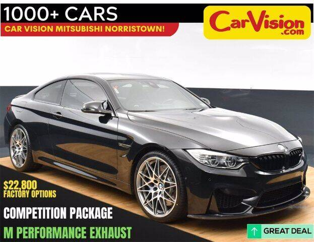 2017 BMW M4 for sale in Norristown, PA