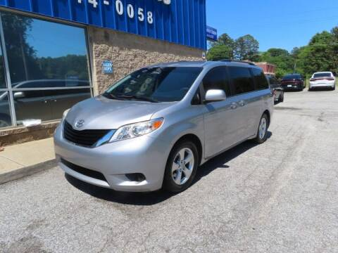 2013 Toyota Sienna for sale at Southern Auto Solutions - 1st Choice Autos in Marietta GA