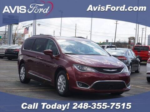 2018 Chrysler Pacifica for sale at Work With Me Dave in Southfield MI