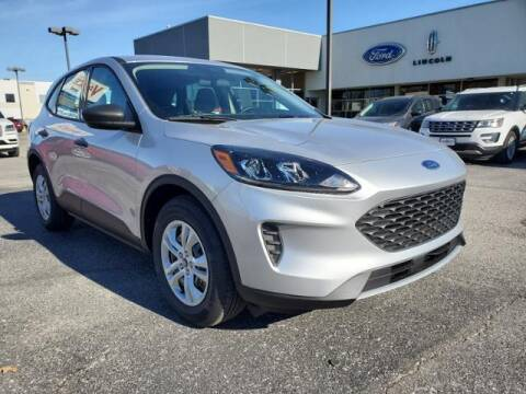 2020 Ford Escape for sale at Vance Fleet Services in Guthrie OK