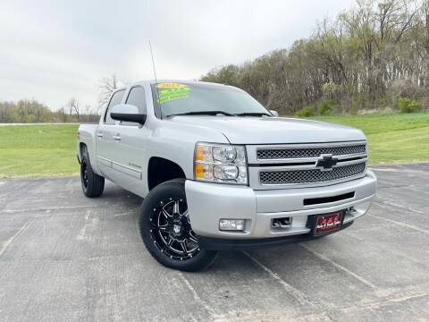 2013 Chevrolet Silverado 1500 for sale at A & S Auto and Truck Sales in Platte City MO