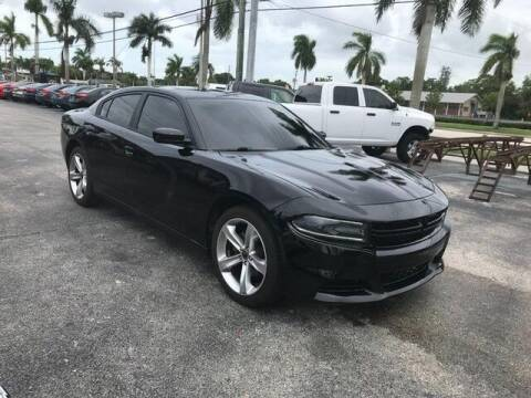 2015 Dodge Charger for sale at Denny's Auto Sales in Fort Myers FL