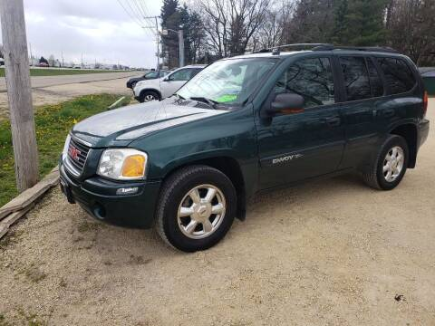 2005 GMC Envoy for sale at Northwoods Auto & Truck Sales in Machesney Park IL