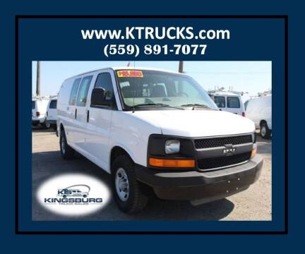 2006 Chevrolet Express Cargo for sale at Kingsburg Truck Center - Vans in Kingsburg CA