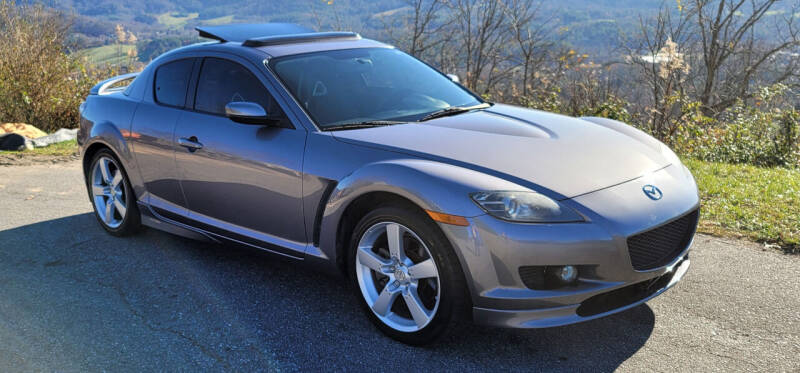 2004 Mazda RX-8 for sale at Rare Exotic Vehicles in Weaverville NC