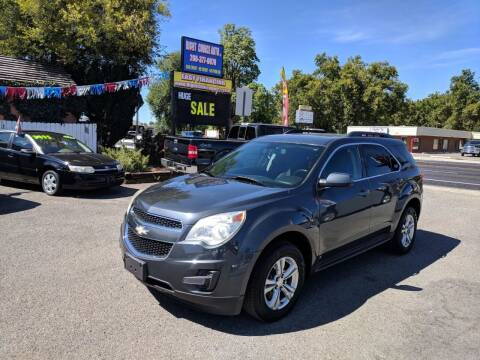 2010 Chevrolet Equinox for sale at Right Choice Auto in Boise ID