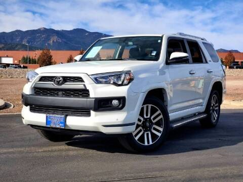 2017 Toyota 4Runner for sale at Lakeside Auto Brokers Inc. in Colorado Springs CO