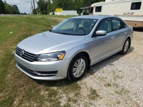 2015 Volkswagen Passat for sale at Arkansas Wholesale Auto Sales in Hot Springs AR