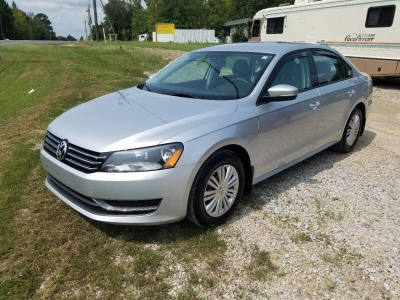 2015 Volkswagen Passat for sale at Arkansas Wholesale Auto Sales in Hot Springs AR