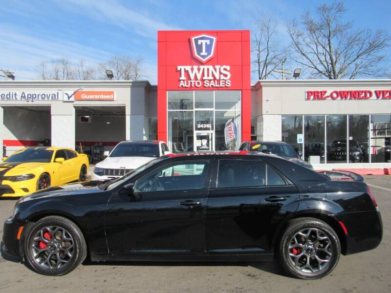 2015 Chrysler 300 for sale at Twins Auto Sales Inc - Detroit in Detroit MI