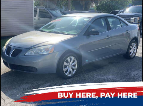 2007 Pontiac G6 for sale at Mid City Motors Auto Sales - Mid City North in N Fort Myers FL