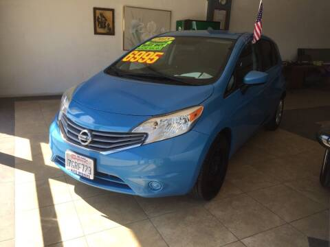 2015 Nissan Versa Note for sale at Oxnard Auto Brokers in Oxnard CA