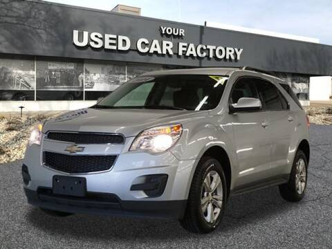 2014 Chevrolet Equinox for sale at JOELSCARZ.COM in Flushing MI