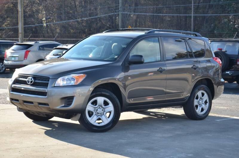 2012 Toyota RAV4 for sale at Marietta Auto Mall Center in Marietta GA