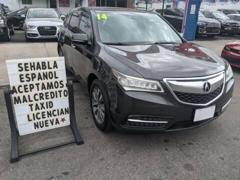 2014 Acura MDX for sale at Cedano Auto Mall Inc in Bronx NY